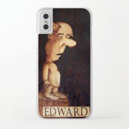 Edward Clear iPhone Case