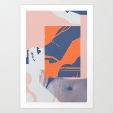Via Haŭto Art Print