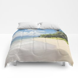 Kawililipoa Beach Kihei Maui Hawaii Comforters