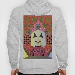 Mizz Kitty, the Vixen of Mixin' Hoody