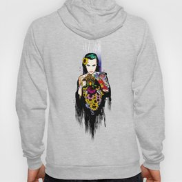 Dusted with spices from a million flowers Hoody