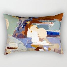 Paul Nash Battle of Germany Rectangular Pillow