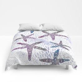 Sea Star Dance Comforters