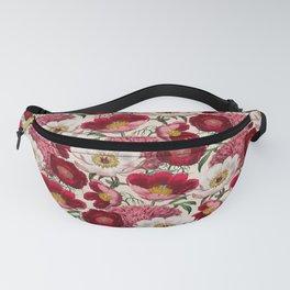 Flower garden Fanny Pack