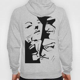 Artwork - Four Faces Hoody