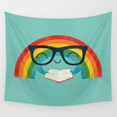 Brainbow Wall Tapestry