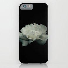 White Flower iPhone 6 Slim Case