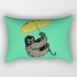Party Slow!  Rectangular Pillow