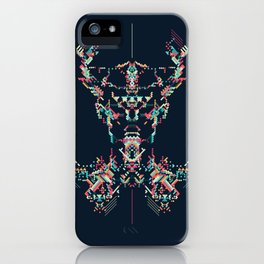 Space Viking iPhone Case