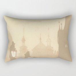 Travellers Rectangular Pillow