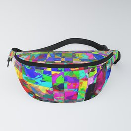 Carved Fanny Pack