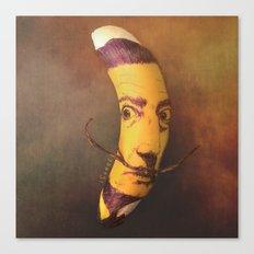 Salvador Bananali Canvas Print
