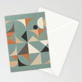 Mid Century 07C Stationery Cards