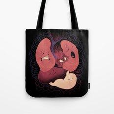 Heart Attack Tote Bag