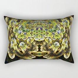 Mr. Golden Rectangular Pillow