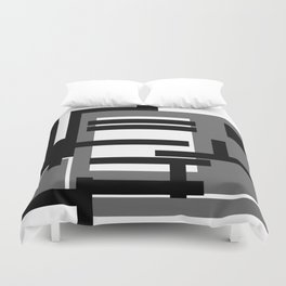 Trapped Duvet Cover