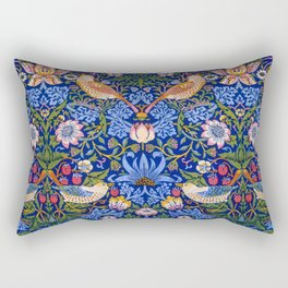 "William Morris ""Strawberry Thief"" 1. Rectangular Pillow"