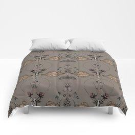 Vintage nature dreams. Comforters