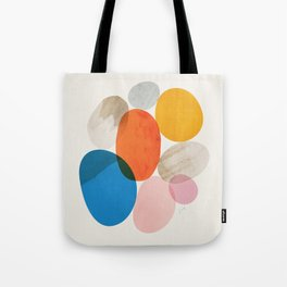 Abstraction_Pebbles_002 Tote Bag