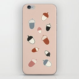 Every oak tree started out as an acorn iPhone Skin