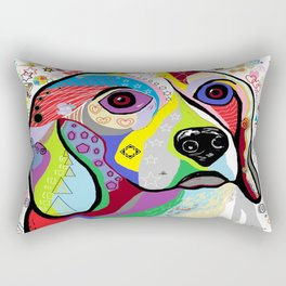 BEAGLE Rectangular Pillow