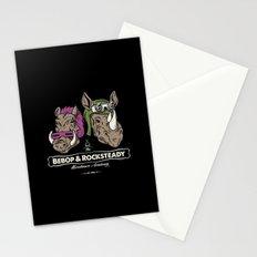 Bebop & Rocksteady Henchmen Academy  Stationery Cards