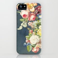 Floral Tribute to Louis McNeice Slim Case iPhone (5, 5s)