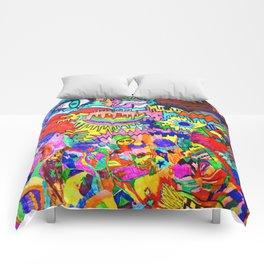 Pop Up Love Comforters