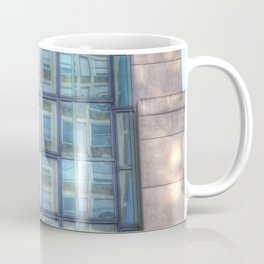SIS Secret Service Building London Coffee Mug