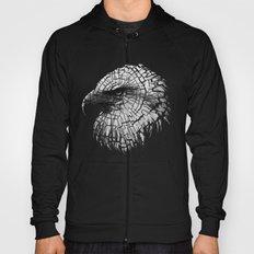 Bald Eagle (Cracked series) Hoody