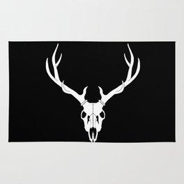 Elk Skull Rug