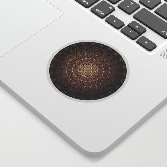 Mandala IV Sticker
