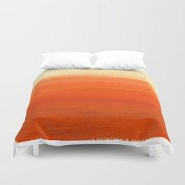 Oranges No. 1 Duvet Cover
