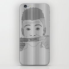 Ash iPhone & iPod Skin