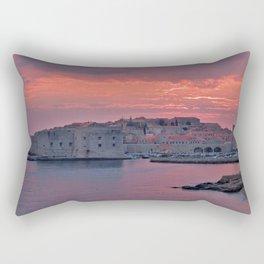 The Town Rectangular Pillow