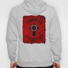 Veritas and Aequitas - Truth & Justice Hoody