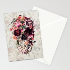 New Skull 2 Stationery Cards