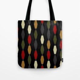 Colima - Black Tote Bag