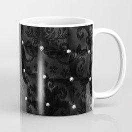 Damask Diamonds Coffee Mug