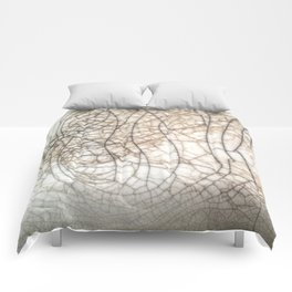 Raku crackles Comforters