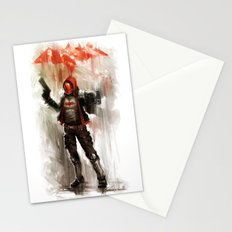 REDhood Stationery Cards