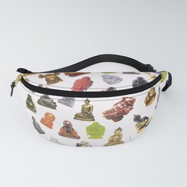 a bunch of buddhas. Fanny Pack