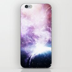 Space Cloudz iPhone & iPod Skin