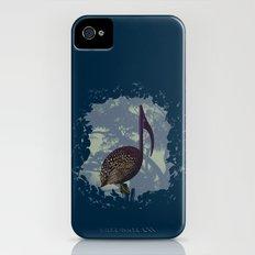 Song Bird iPhone (4, 4s) Slim Case