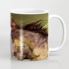 HORSES-Gunmetal Mug