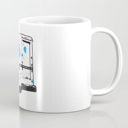 Albert Einstein - Streetwise Seniors Coffee Mug