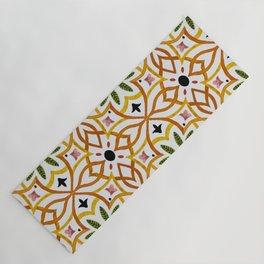 Obsession nature mosaics Yoga Mat