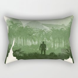 Uncharted 1 Rectangular Pillow