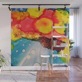 Daydreaming sunshine Wall Mural