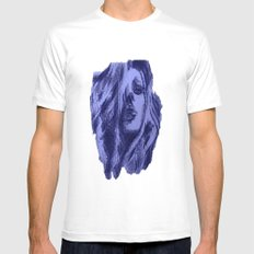 Kate 2.0 MEDIUM Mens Fitted Tee White